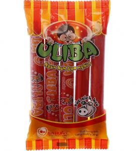Sausage Pork Flavour Oliba 20g (5pcs/bag)