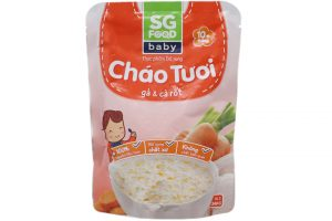 Instant Porridge Chicken and carrot 240g