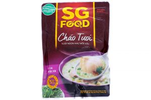 Instant Porridge Snakehead Fish and Spinach 270g