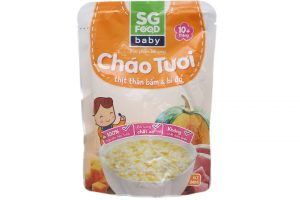 Instant Porridge Minced Pork and Pumpkin 240g