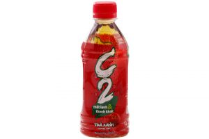 C2 Green Tea Apple Flavor 360ml