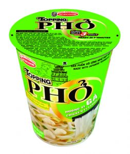 Topping Pho Chicken Flavour