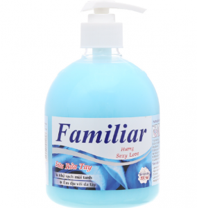 Hand Wash Familiar Sexy Love 500ml