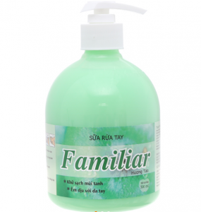Hand Wash Familiar Apple 500ml