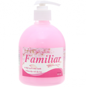 Hand Wash Familiar Cherry Blossom 500ml