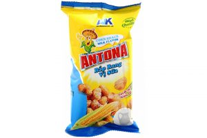 Antona Corn Snack Milk Flavor Bag 40g