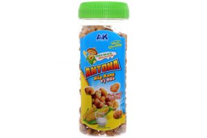 Antona Corn Snack Milk Powder Jar 130g