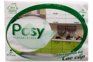 Posy Clean Kitchen 200 Sheet