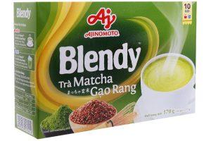Blendy Matcha & fried rice 170g