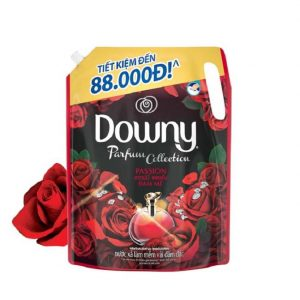 Fabric Softener Downy Passion 2.4Lx 4bag