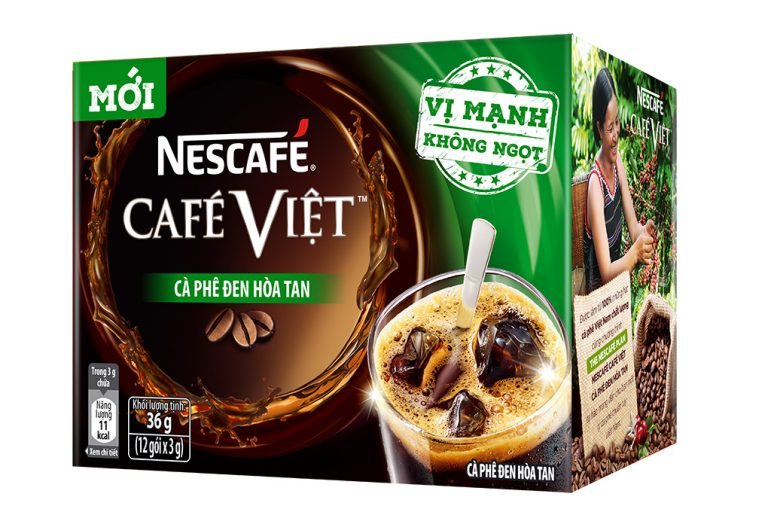 Nescafe Concentrated box 36g (12 sachet)