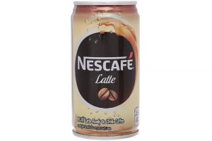 Nestcafe Latte Ready to Drink Coffee