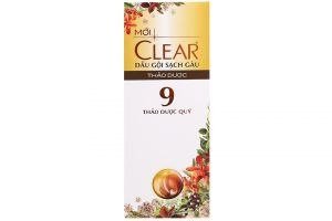 Shampoo Clear Herbal Flavored 650g