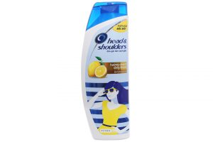 Shampoo Head&Shouders Lemon Flavored 366g