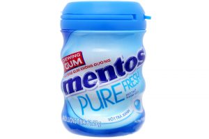 Mentos sugar-free gum Fresh Mint 61,25g