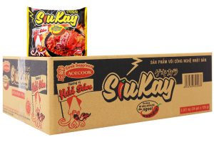 Noodle SiuKay seafood (24 Bag)