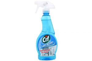 Glass Cleaner Cif  Fresh fragrance 520ml
