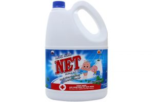 Clean Flooring Net Antibacterial Mint Flavor can 4kg