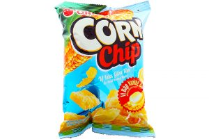 Snack Orion Corn Chip butter Flavored 38g