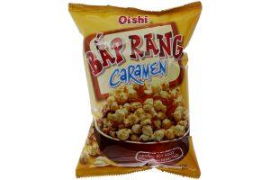 Snack corn Oishi caramel 40g