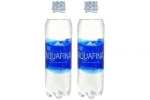 Aquafina pure water bottle 500ml (2 bottles)