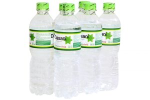 Pure water Dasani 500ml bottle (6 bottles)