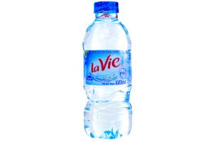 Lavie mineral water bottle 350ml