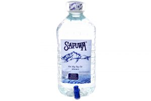 Sapuwa pure water bottle 5liter (with hose)
