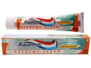 Toothpaste Aquafresh Pure breath action 158.7g
