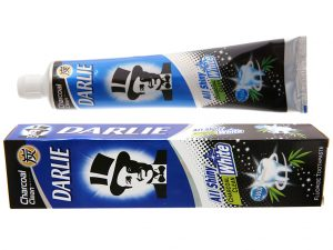 Darlie Charcoal Lean White 160g