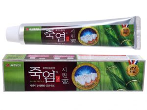 Bamboo Salt Sensitive Teeth 140g