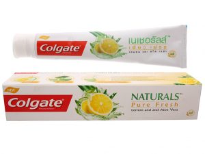 Colgate Toothpaste Naturals Pure Fresh 180g