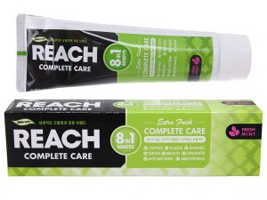 Reach Complete Care Toothpaste 120g