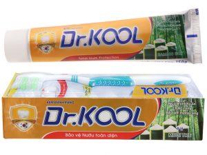 Dr Kool Toothpaste Bamboo Salt 150g