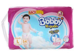 Bobby Pants Size L 9 – 13kg 54 pcs