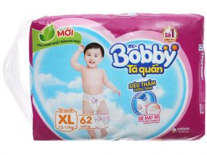Bobby Pants Size XL 12 – 17kg 62 Pcs