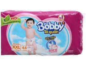 Bobby Extra Soft Dry Pants Size XL 12 – 17kg 52 pcs