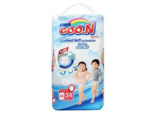 Goon Excellent Soft Pants Size XXL 15 – 25kg 32 Pcs