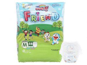 Goon Friend Pants Size M 7 – 12kg 58 Pcs