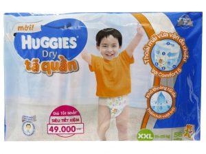 Huggies Pants Size XXL 15 – 25kg 56 pcs