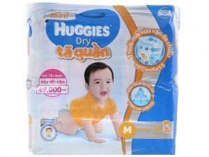 Huggies Dry Pants Size M 6 – 11kg 74 pcs