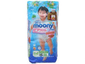 Moony Man Pants for boys Size XL 12 – 17kg 38 pcs