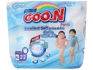 Goon's Pants Excellent Soft Size XL 12 – 17kg 22 pcs