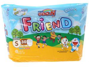 Goon Friend Pants Size S 4 – 8kg 30 pcs