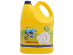 Bubbi Kinq Dishwash Lemon 3.8kg