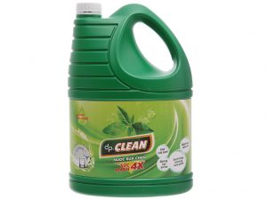 DPClean 4X Dishwash Greantea 3.8l