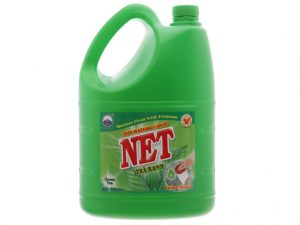 NET Dishwash Greentea 4kg