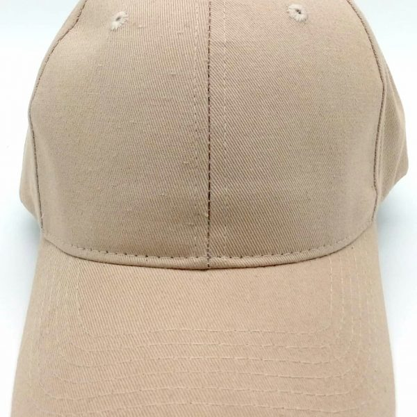 6.Hats without embroidery – Beige (1)
