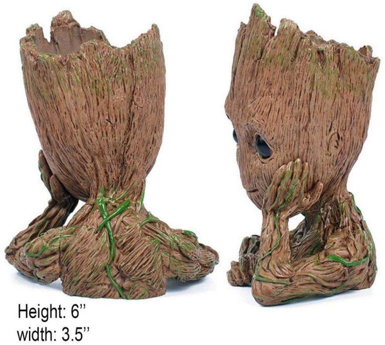 Pen Pot Tree Man4