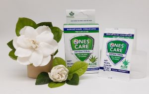 One Care Antibacterial Sterilize Wipes Made in Vietnam